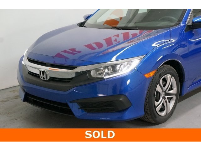 2016 Honda Civic 4D Sedan - 504599 - Image 10