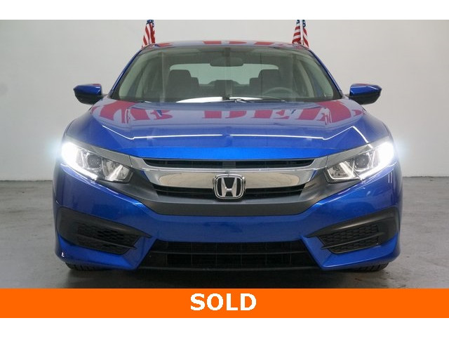 2016 Honda Civic 4D Sedan - 504599 - Image 2
