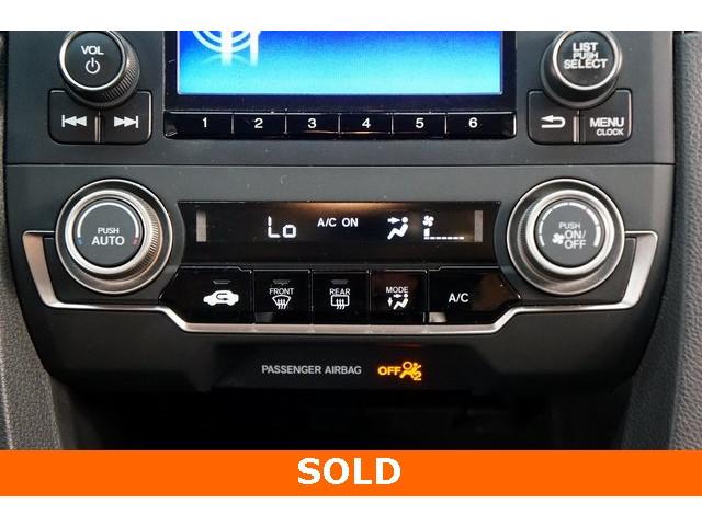 2016 Honda Civic 4D Sedan - 504599 - Image 34