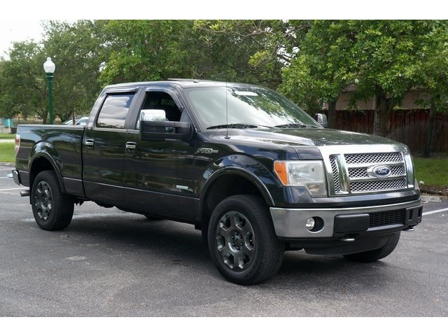 2012 Ford F-150 4D SuperCrew - 504606S - Image 1