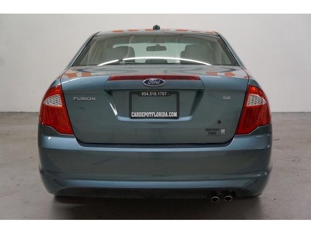 2011 Ford Fusion 4D Sedan - 504644 - Image 6