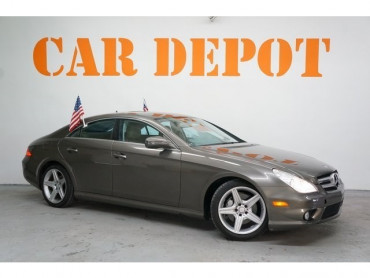 2011 Mercedes-Benz CLS 4D Sedan - 504638S - Image 1