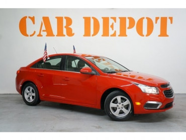 2016 Chevrolet Cruze Limited 4D Sedan - 504634S - Image 1