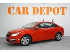 2016 Chevrolet Cruze Limited 4D Sedan - 504634S - Thumbnail 3