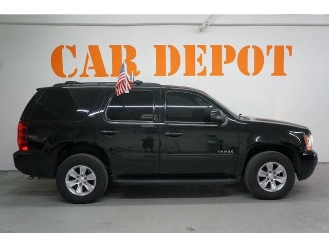 2013 Chevrolet Tahoe 4D Sport Utility - 504661S - Image 8