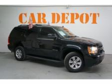 2013 Chevrolet Tahoe 4D Sport Utility - 504661S - Thumbnail 1