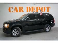 2013 Chevrolet Tahoe 4D Sport Utility - 504661S - Thumbnail 3