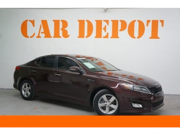 2015 Kia Optima 4D Sedan - 504678S - Image 1