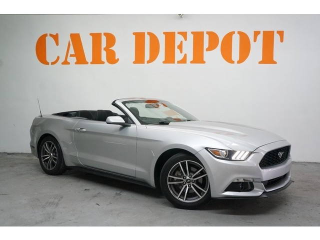2015 Ford Mustang 2D Convertible - 504699C - Image 1