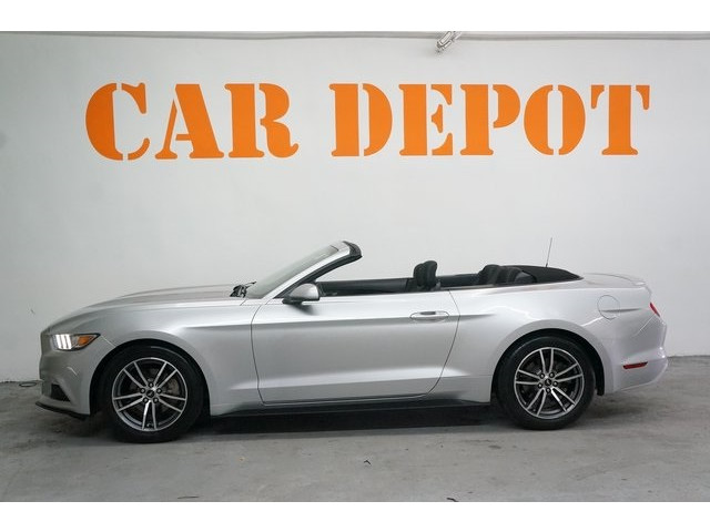2015 Ford Mustang 2D Convertible - 504699C - Image 4