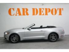 2015 Ford Mustang 2D Convertible - 504699C - Thumbnail 4