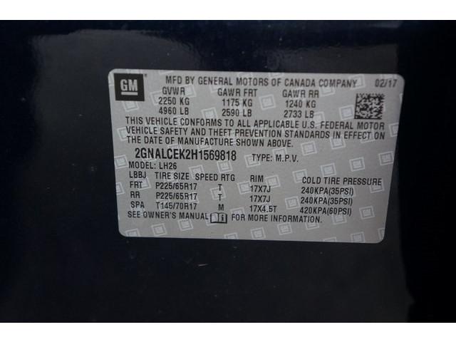2017 Chevrolet Equinox 1LT 4D Sport Utility - 504766S - Image 39