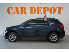 2017 Chevrolet Equinox 1LT 4D Sport Utility - 504766S - Thumbnail 4