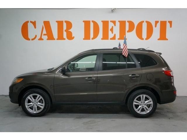 2011 Hyundai Santa Fe 4D Sport Utility - 504406S - Image 4