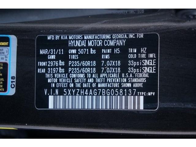 2011 Hyundai Santa Fe 4D Sport Utility - 504406S - Image 40