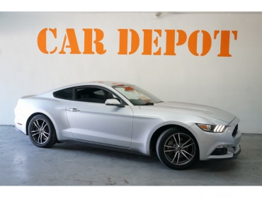 2017 Ford Mustang 2D Coupe - 504714S - Image 1