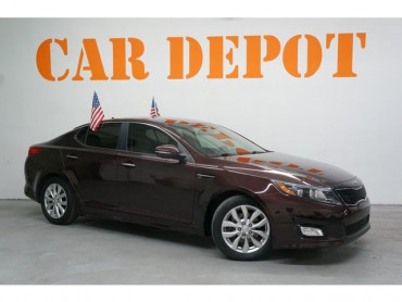 2014 Kia Optima 4D Sedan - 504730F - Image 1