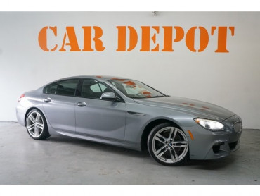 2014 BMW 6 Series 4D Sedan - 504738T - Image 1