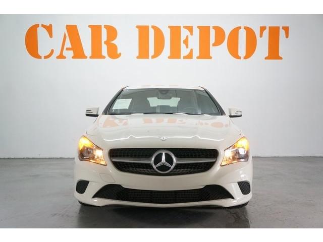 2016 Mercedes-Benz CLA 4D Sedan - 504736T - Image 2