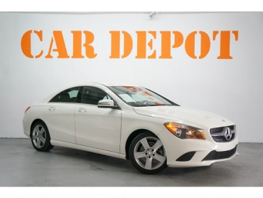 2016 Mercedes-Benz CLA 4D Sedan - 504736T - Image 1