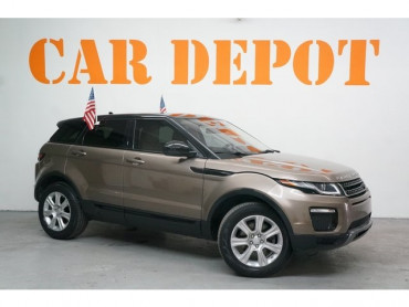 2016 Land Rover Range Rover Evoque 4D Sport Utility - 504746T - Image 1