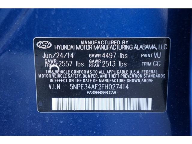 2015 Hyundai Sonata 4D Sedan - 504774S - Image 36