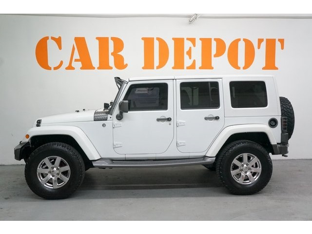 2015 Jeep Wrangler 4D Sport Utility - 504767S - Image 4