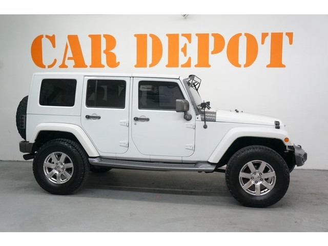 2015 Jeep Wrangler 4D Sport Utility - 504767S - Image 8