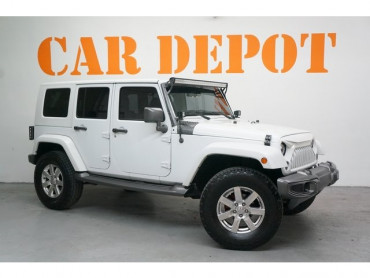 2015 Jeep Wrangler 4D Sport Utility - 504767S - Image 1