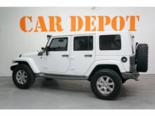 2015 Jeep Wrangler 4D Sport Utility - 504767S - Thumbnail 5