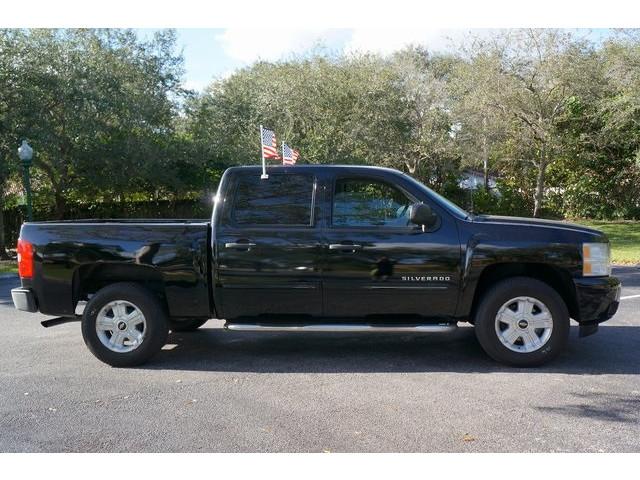 2011 Chevrolet Silverado 1500 4D Crew Cab - 504764S - Image 8