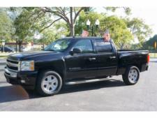 2011 Chevrolet Silverado 1500 4D Crew Cab - 504764S - Thumbnail 3