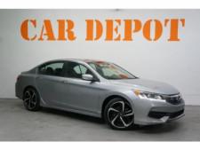 2017 Honda Accord 4D Sedan - 504785D - Thumbnail 1
