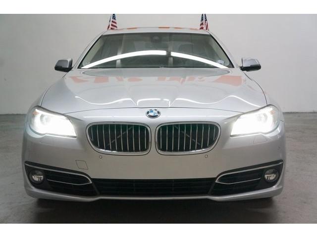 2015 BMW 5 Series 4D Sedan - 504788F - Image 2