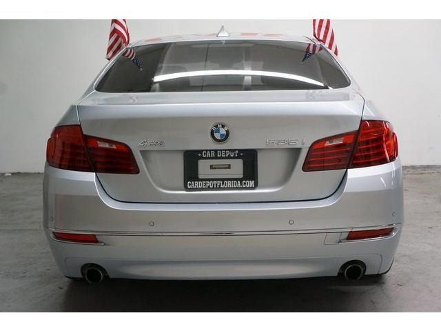 2015 BMW 5 Series 4D Sedan - 504788F - Image 6