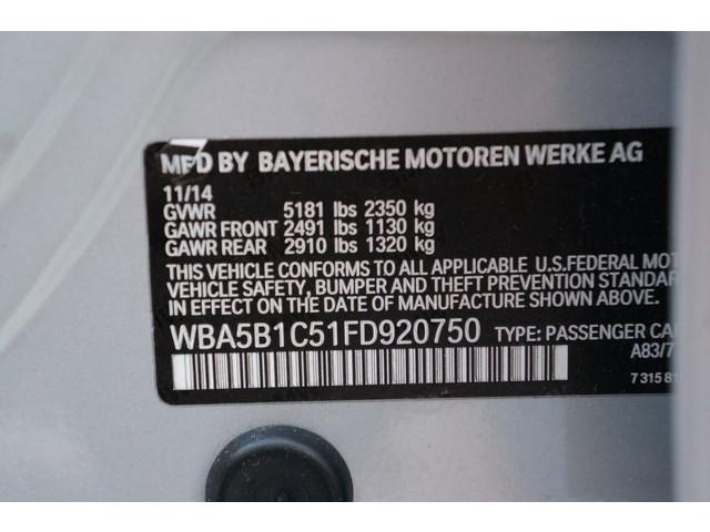 2015 BMW 5 Series 4D Sedan - 504788F - Image 39