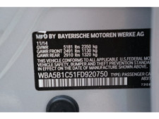 2015 BMW 5 Series 4D Sedan - 504788F - Thumbnail 39