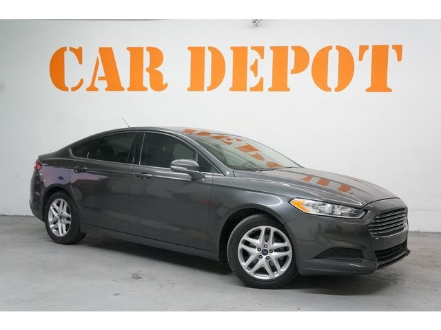 2016 Ford Fusion 4D Sedan - 504795D - Image 1