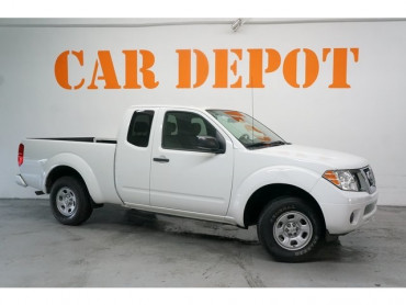 2017 Nissan Frontier King Cab - 504810D - Image 1