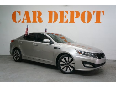 2011 Kia Optima 4D Sedan - 504815D - Image 1