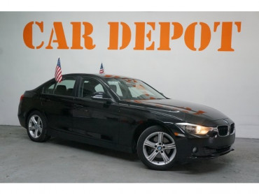 2014 BMW 3 Series 4D Sedan - 504816D - Image 1