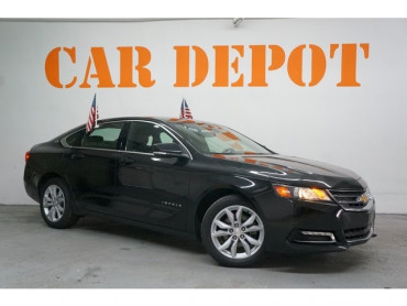2018 Chevrolet Impala 1LT 4D Sedan - 504818D - Image 1