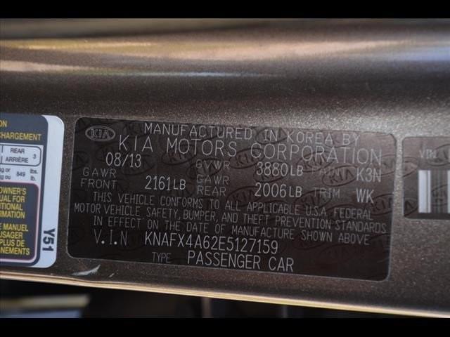 2014 Kia Forte  4D Sedan  - 502054F - Image 22