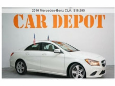 2016 Mercedes-Benz CLA CLA 250 Sedan - 504575 - Image 1