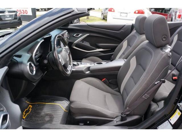2017 Chevrolet Camaro LT Convertible - 0 - Image 11
