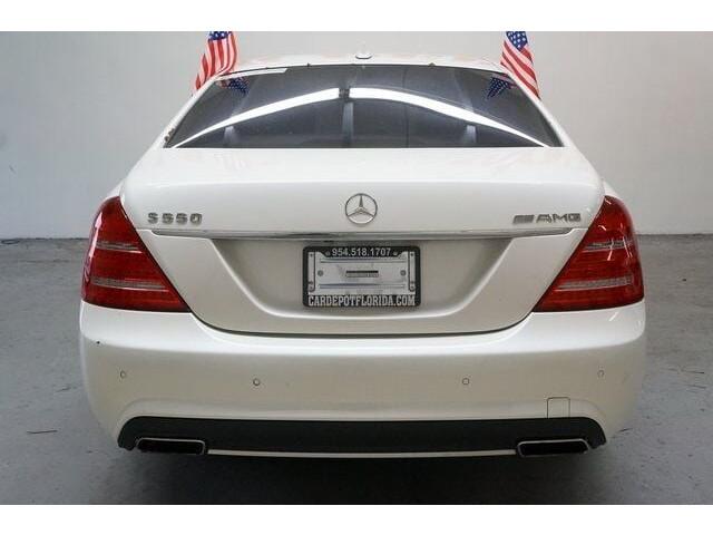 2011 Mercedes-Benz S-Class S 550 Sedan - 504719S - Image 6