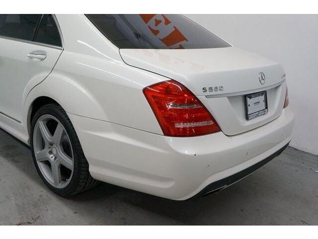 2011 Mercedes-Benz S-Class S 550 Sedan - 504719S - Image 11