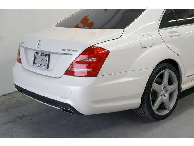2011 Mercedes-Benz S-Class S 550 Sedan - 504719S - Image 12