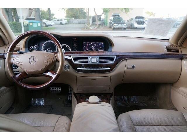 2011 Mercedes-Benz S-Class S 550 Sedan - 504719S - Image 27