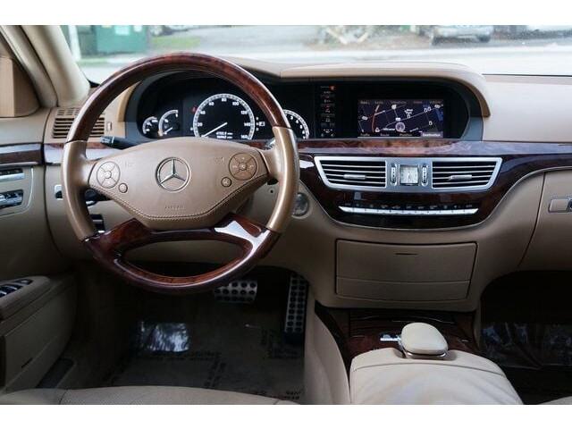 2011 Mercedes-Benz S-Class S 550 Sedan - 504719S - Image 28